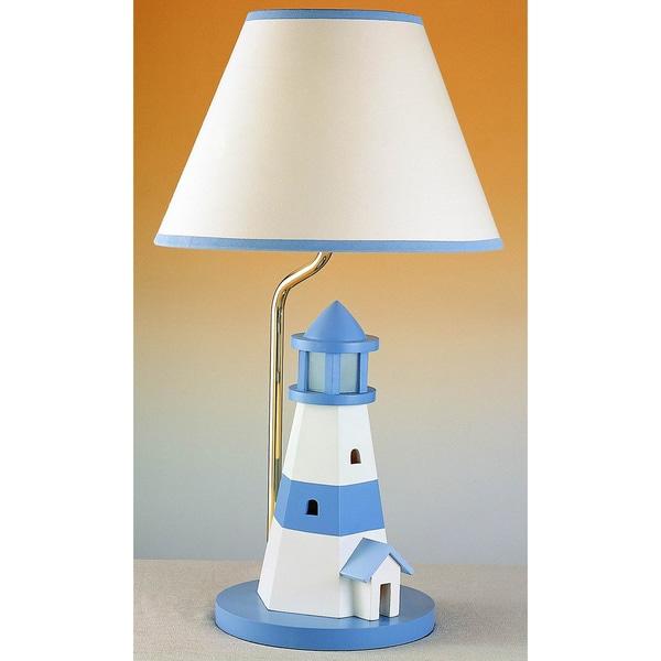 Cal Lighting Kids Lighthouse Table Lamp