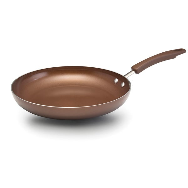 EarthPan Plus Bronze 12-inch Skillet