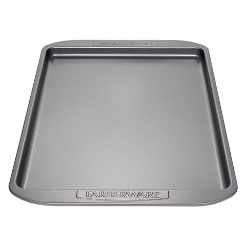 Farberware Nonstick Bakeware 11 x 17-inch Grey Cookie Pan