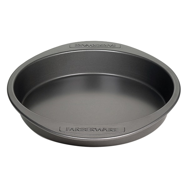 Farberware Bakeware 9-inch Round Cake Pan. Opens flyout.