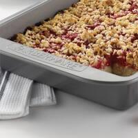 Farberware Nonstick Bakeware 9-inch Grey Square Cake Pan