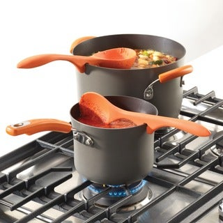 Rachael Ray Tools and Gadgets 2-piece Orange Lazy Tools Set