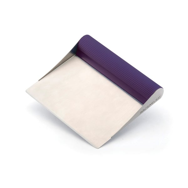Rachael Ray Tools and Gadgets Stainless Steel Purple Bench Scrape
