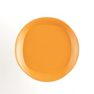 Rachael Ray 'Round and Square' 4-piece Lemon Zest Salad Plate Dinnerware Set