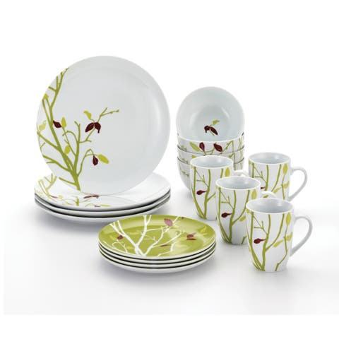 Rachael Ray Dinnerware Seasons Changing 16-piece Porcelain Dinnerware Set