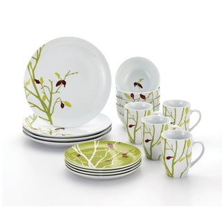 Rachael Ray Dinnerware Seasons Changing 16-piece Porcelain Dinnerware Set