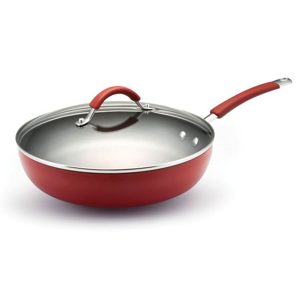 KitchenAid 11-inch Covered Deep Skillet
