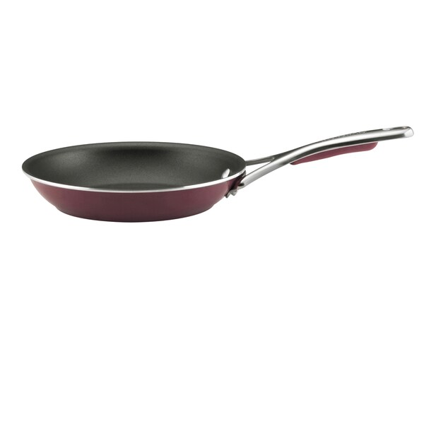 KitchenAid Gourmet Porcelain Nonstick Red 8.5-Inch Skillet
