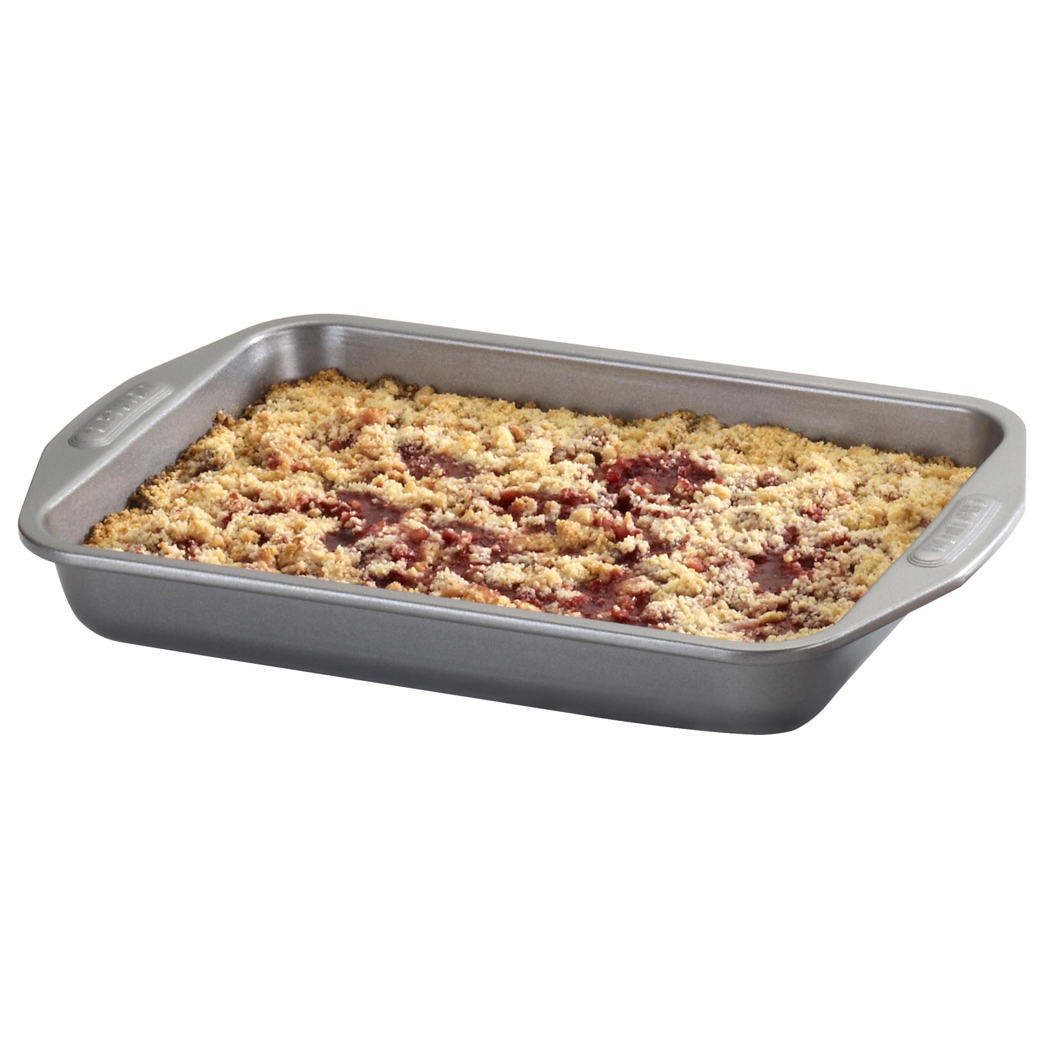 """Circulon Bakeware 9/"""" x 13/"""" Rectangular Cake Tin"""