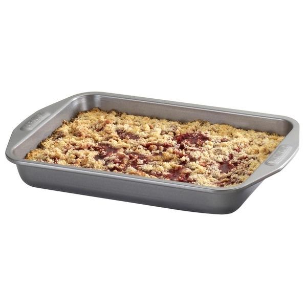 Circulon Nonstick Bakeware 9 x 13-inch Grey Cake Pan. Opens flyout.