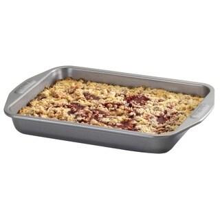 Circulon Nonstick Bakeware 9 x 13-inch Grey Cake Pan