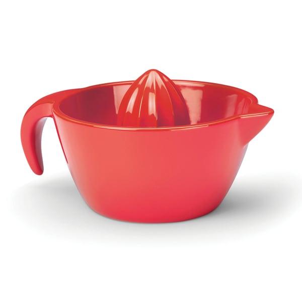 Rachael Ray Red Stoneware Juicer