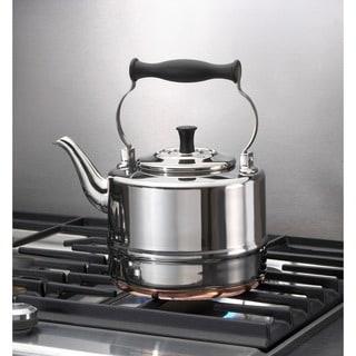BonJour Tea Stainless Steel Teakettle