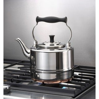 BonJour Tea Stainless Steel Teakettle