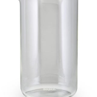 BonJour 'Coffee and Tea' 8-cup Clear Replacement Glass