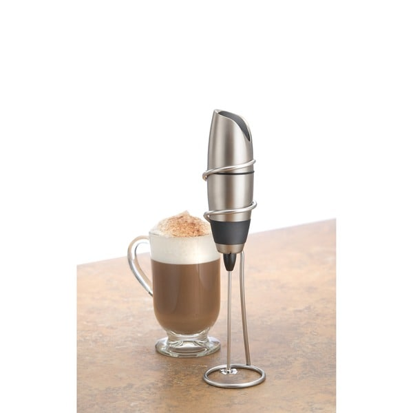 BonJour Stainless Steel Milk Frother