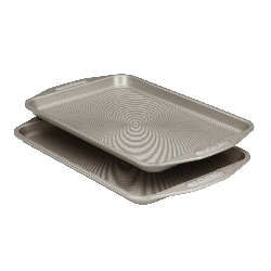 Circulon Grey Carbon Steel Nonstick 2-piece Bakeware Set
