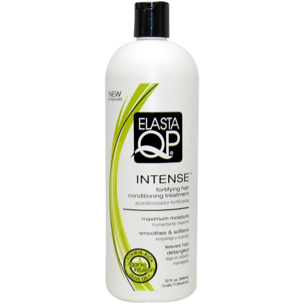 Elasta QP Intense Fortifying Hair 32-ounce Conditioning Treatment
