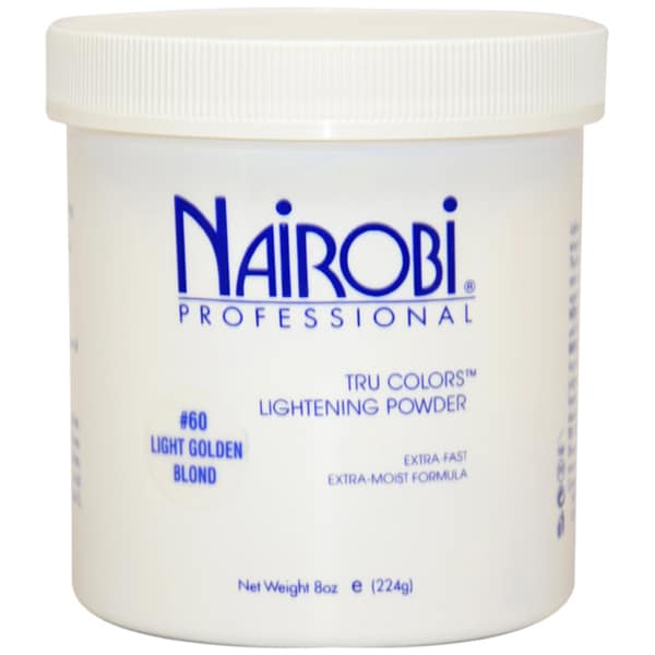 Nairobi Tru-Colors Lightening Powder #60 Light Golden Powder