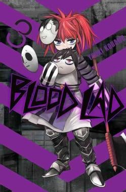 Blood Lad 3 (Paperback)
