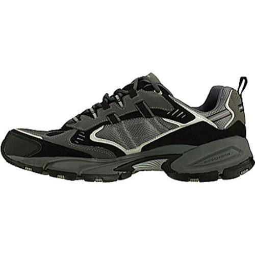 Men's Skechers Vigor Insight Gray/Black