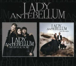 LADY ANTEBELLUM - NEED YOU NOW/OWN THE NIGHT BOXED SET