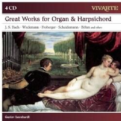 Various - Great Works for Organ & Harpsichord