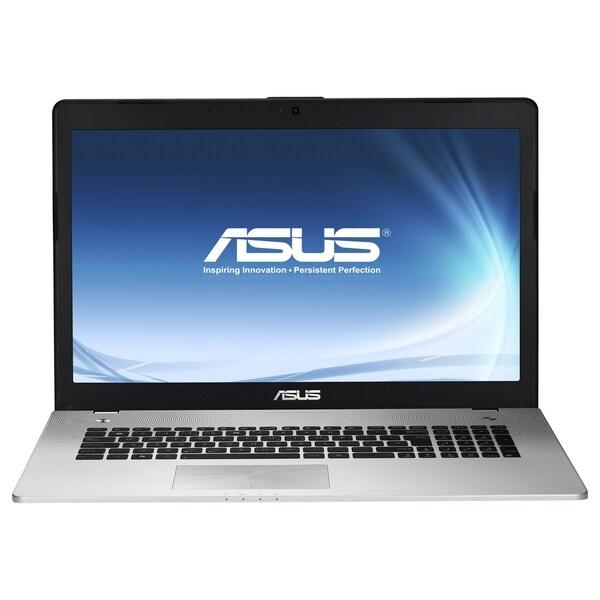 """Asus N76VJ-DH71 17.3"""" Notebook - Black"""