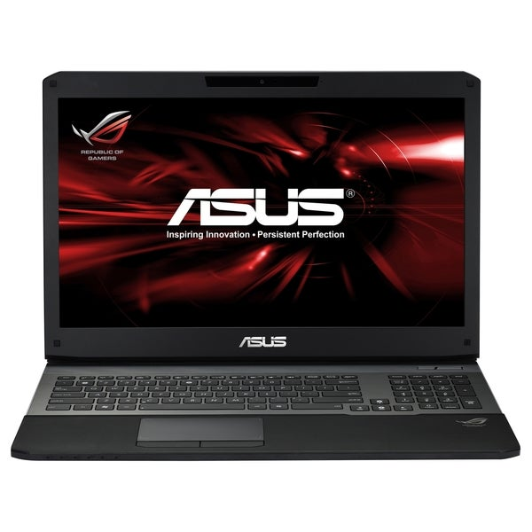 "Asus G75VW-DH71 17.3"" LCD 16:9 Notebook - Intel Core i7 (3rd Gen) i7-"