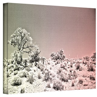 Mark Ross 'Trace' Gallery-wrapped Canvas Art