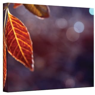 Mark Ross, 'Fall Lights' Wrapped Canvas