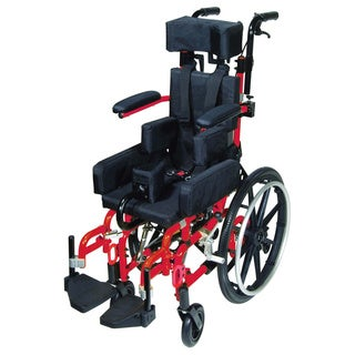 Wenzelite Rehab Kanga TS Pediatric Tilt In Space Wheelchair
