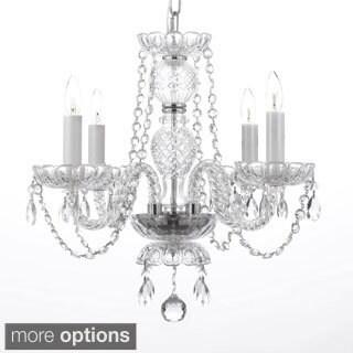Gallery Four-light Chandelier Light Fixture
