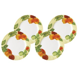 Paula Deen Georgia's Bounty 4-Piece 10.5-Inch Dinner Plate Set