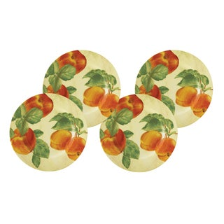 Paula Deen Georgia's Bounty 4-Pack 8-Inch Salad Plate Set