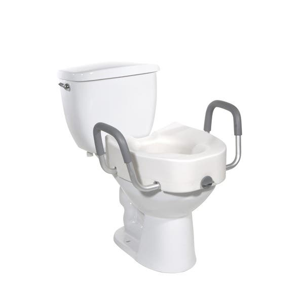 Pleasing Shop Drive Medical Premium Plastic Raised Toilet Seat With Gmtry Best Dining Table And Chair Ideas Images Gmtryco