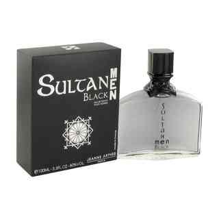 Jeanne Arthes Sultan Black Men's 3.3-ounce Eau de Toilette Spray