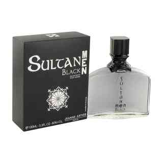 Jeanne Arthes Sultan Men's Black 3.3-ounce Eau de Toilette Spray