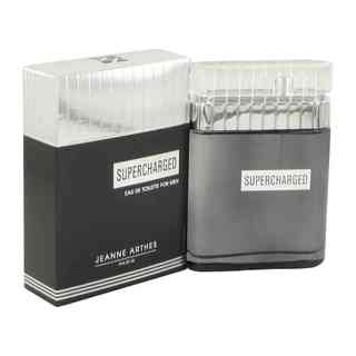 Jeanne Arthes Supercharged Men's 3.3-ounce Eau de Toilette Spray