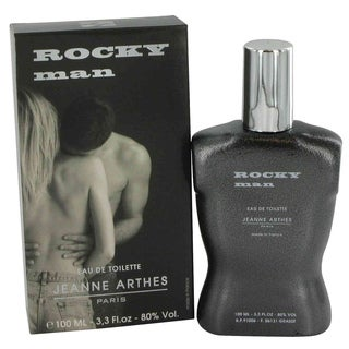 Jeanne Arthes Rocky Man Men's 3.4-ounce Eau de Toilette Spray