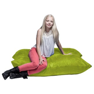 Jaxx Bean Bags 3.5-foot Pillow Saxx Bean Bag Pillow (Option: Lime)