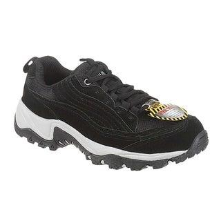 AdTec Women's Black Steel-toed Work/ Hiker Boots