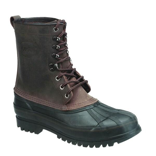 Tecs 10-inch Men's Brown Mountain PAC Boot