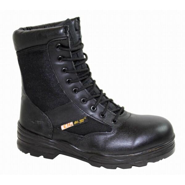 AdTec Mens' 9-inch Swat Boots