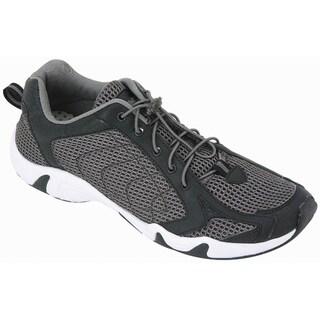 RocSoc Men's Black Athletic Shoes
