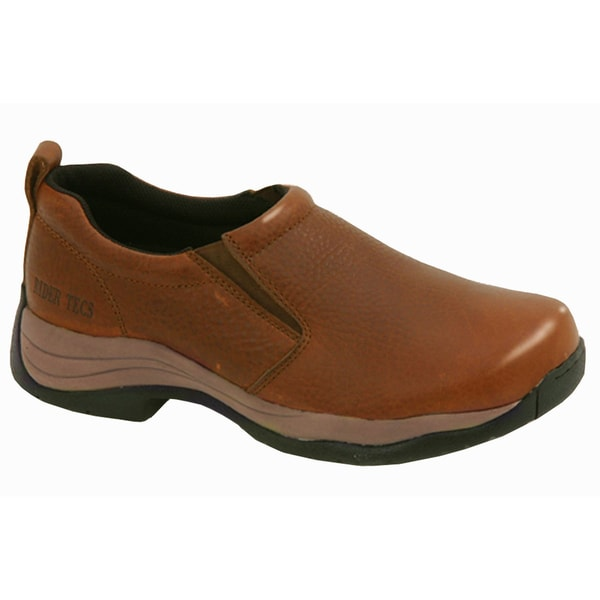 Rider Tecs Men's Slip-On Casual Moc Shoe