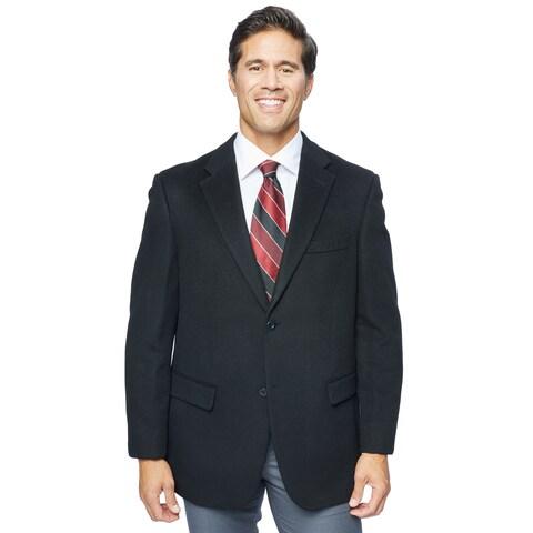 Pronto Moda Men's Wool/Cashmere Blend Sportcoat