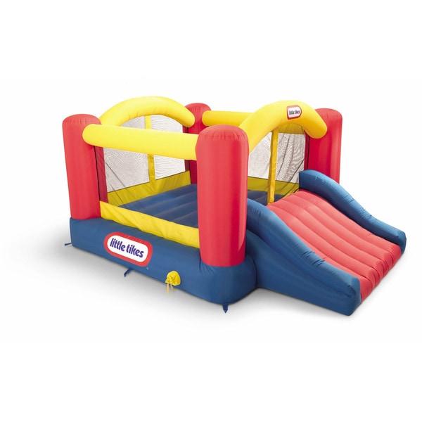 Little Tikes 'Jump 'n Slide' Bouncer