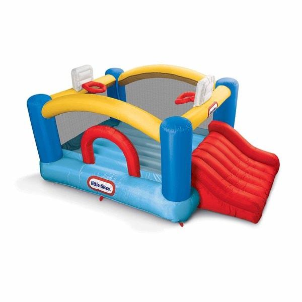 Little Tikes 'Jr Sports 'n Slide' Bouncer
