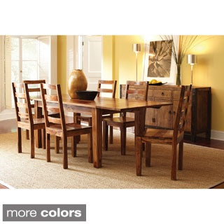 Kosas Home Alicia Dining Table with Extension